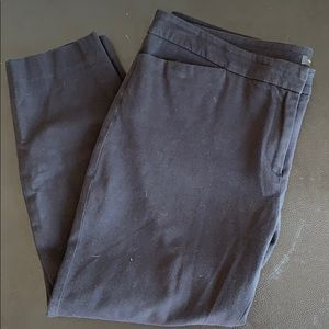 Halogen ankle dress pants.